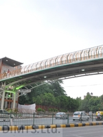 Foot Over Bridges - Mathura Road